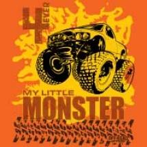 4-ever-my-little-moster-truck-shirt_design