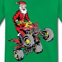 atv-quad-crazy-santa