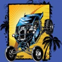 blue-dune-buggy-downhill-design