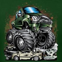 monster-truck-tacoma-green