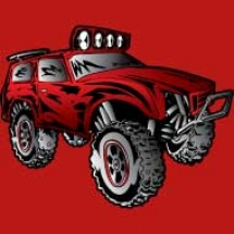 off-road-styles-truck-rock-crawler-monster-red