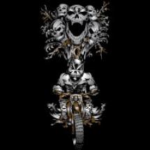 skull-tree-dirt-biker-design