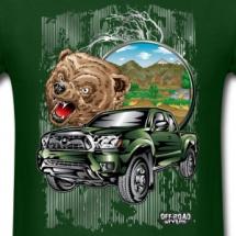 truck-tacoma-bear-green