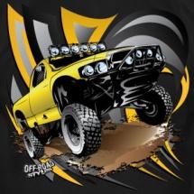 Baja-Trophy-Truck-yellow