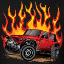 Jeep-Flame-red
