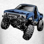 Cool-Blue-Rock-Crawling-Truck