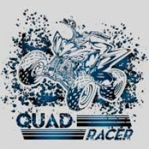 blue-quad-racer-grunge_design