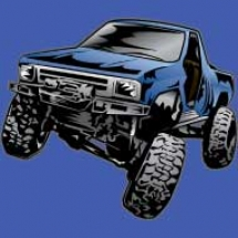 blue-rock-crawling-truck_design