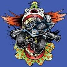 clownin-atv-rider