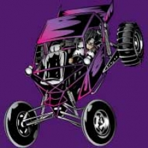 cute-purple-dune-buggy-design