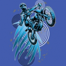 dirt-bikes-blue-psycho-design