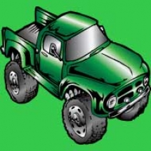 off-road-truck-green-ford-classic-f100