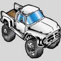 old-big-truck-tires-design