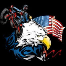 patriotic-dirt-bike-design