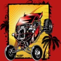 red-downhill-dune-buggy_design