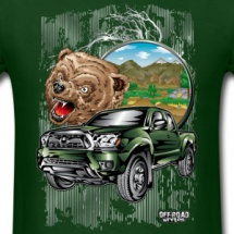 truck-tacoma-bear-green