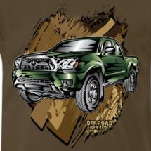 truck-tacoma-mudder-green