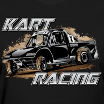 kart-racing-shirt-black