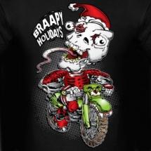 Skull-Crazy-Moto-Santa