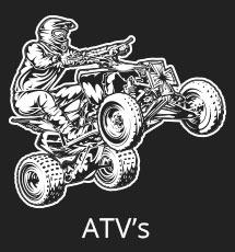 ATV Products and Apparel